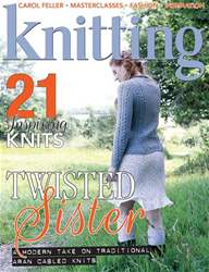 Knitting issue November 2017