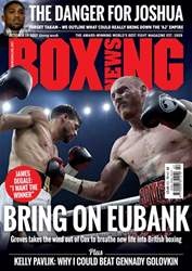 Boxing News issue 17/10/2017
