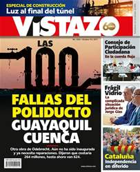 Revista Vistazo issue Vistazo 1204