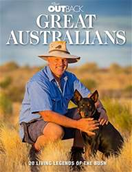 Great Australians: 20 Living Legends of the Bush Vol.2 issue Great Australians: 20 Living Legends of the Bush Vol.2