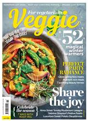 Veggie Magazine issue Nov-17