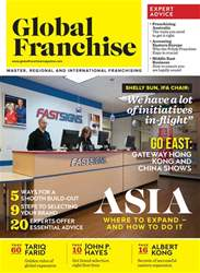 Making Money (inc. What Franchise) Magazine Cover