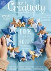 docrafts® Creativity issue November 2017
