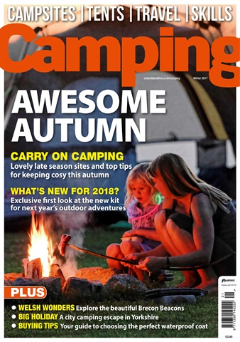 Camping issue Winter