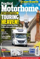 Practical Motorhome issue December 2017
