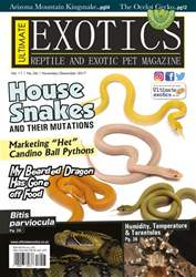 Ultimate Exotics issue November/December 17