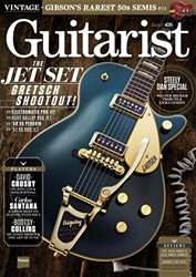 Guitarist issue November 2017