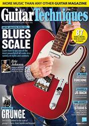 Guitar Techniques issue December 2017