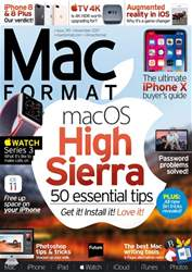 MacFormat issue November 2017