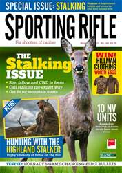 Sporting Rifle issue November 2017