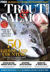Trout & Salmon issue November 2017