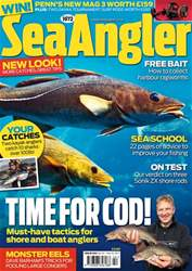 Sea Angler issue Issue 550