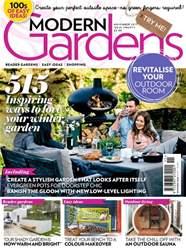 Modern Gardens Magazine Cover