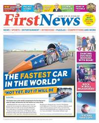 First News Issue 592 issue First News Issue 592