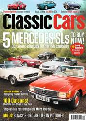 Classic Cars issue December 2017