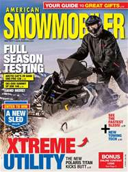 American Snowmobiler issue December 2017