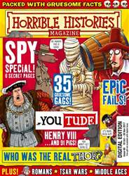 Horrible Histories issue Issue 60