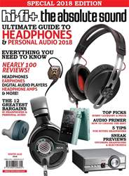 Hi-Fi+ & TAS Ultimate Guide to Headphones & Personal Audio issue Hi-Fi+ & TAS Ultimate Guide to Headphones & Personal Audio