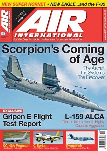 AIR International issue  November 2017