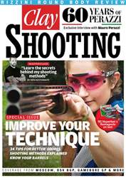 Clay Shooting issue November 2017