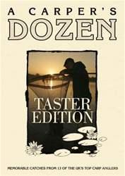 A Carper's Dozen - TASTER issue A Carper's Dozen - TASTER
