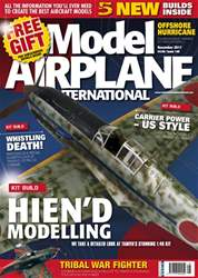 Model Airplane International issue 148 November 2017