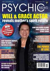 Psychic News Magazine Cover