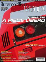 Automobilismo d'Epoca 2-2012 issue Automobilismo d'Epoca 2-2012