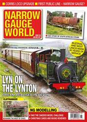 Narrow Gauge World issue Nov-Dec 2017