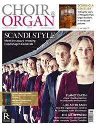 Choir & Organ issue Nov - Dec 2017