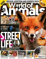 World of Animals issue Issue 52
