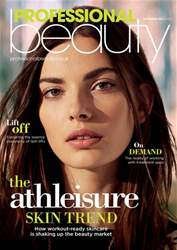 Professional Beauty issue PB Novemeber 2017