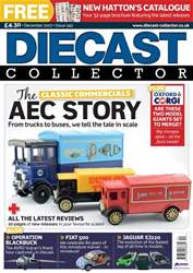 Diecast Collector issue December 2017
