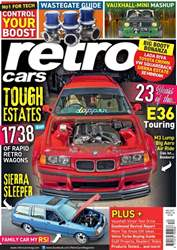 Retro Cars issue December 2017