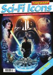 SciFi Icons Timewarp issue Issue 4 - Star Wars edition
