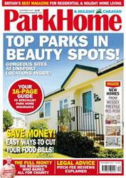 Park Home & Holiday Caravan issue December 2017