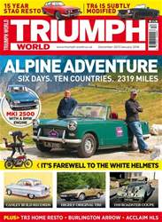 Triumph World issue December/January 2018
