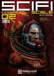 SCIFI SCALE Magazine Cover