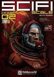 SCIFI SCALE ENGLISH Magazine Cover