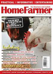 Home Farmer Magazine issue December 2017