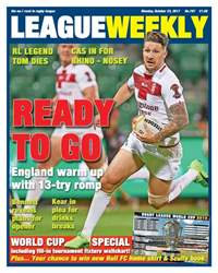 League Weekly issue 797