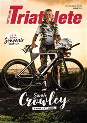Australian Triathlete issue December 2017
