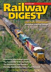 Railway Digest issue November 2017