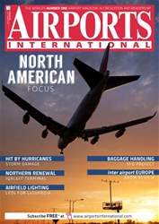 Airports International issue  November 2017