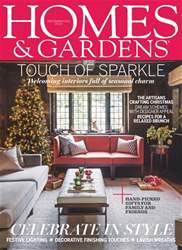 Homes & Gardens issue December 2017