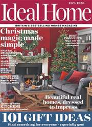 Ideal Home issue December 2017