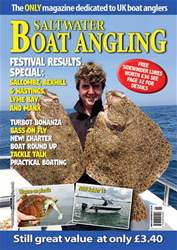 Saltwater Boat Angling issue Nov-17