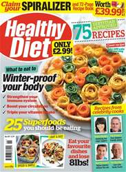 Healthy Diet issue Nov-17