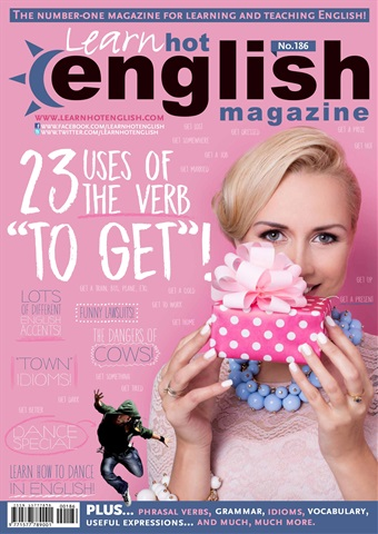 Learn Hot English issue 186