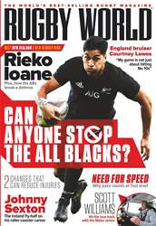 Rugby World issue December 2017